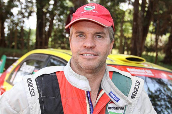 The legend is back: Ian Duncan to headline WRC Candidate Event Safari Rally