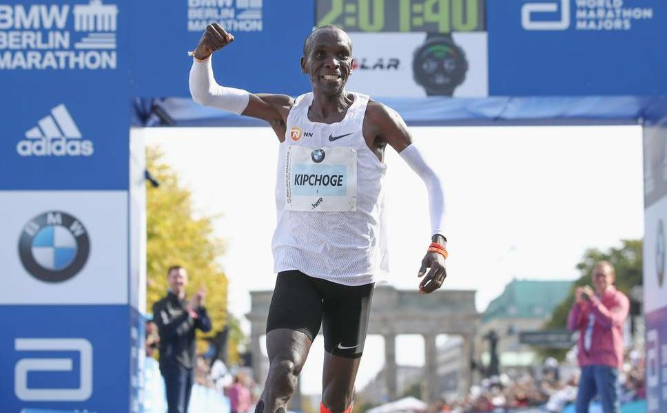 Kipchoge No for London but big Yes for Berlin Marathon