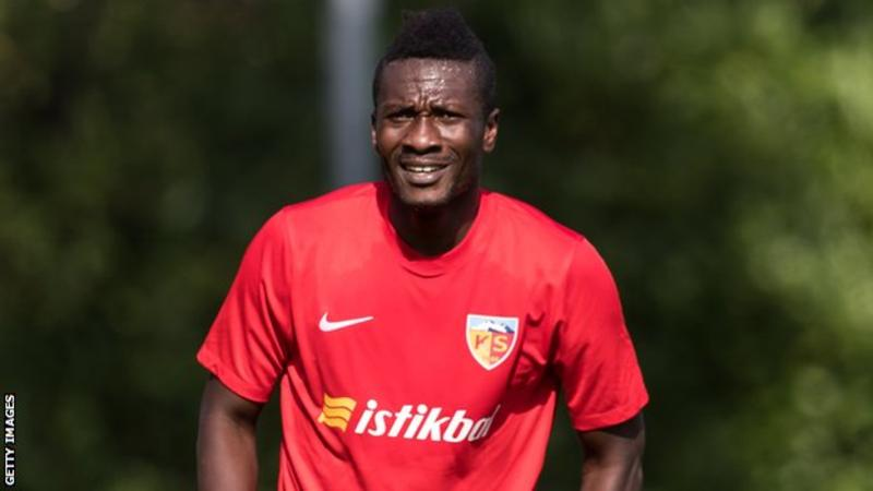 It is too soon for me to think of politics – Ghanaian star Asamoah Gyan