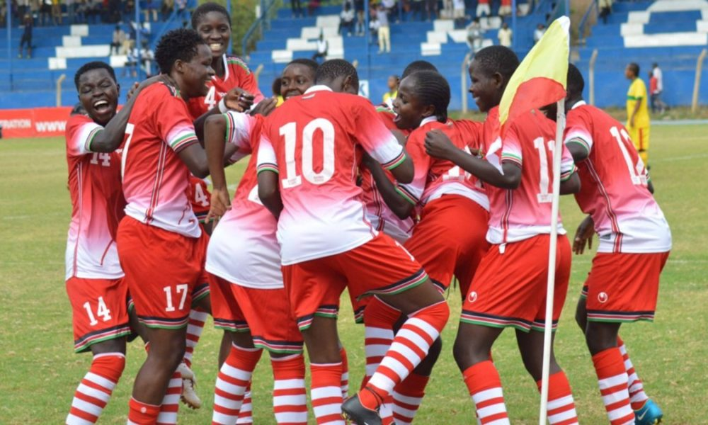 Troubled FKF looking at another suit as Harambee Starlets demand 2018 Cecafa wages