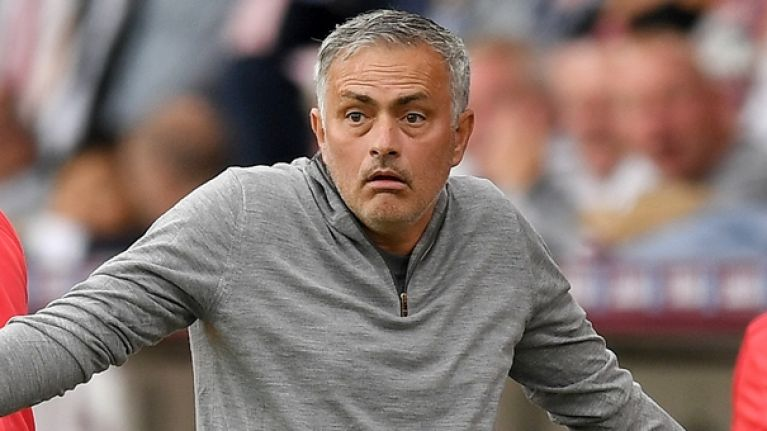 José Mourinho: some Manchester United players care more than others