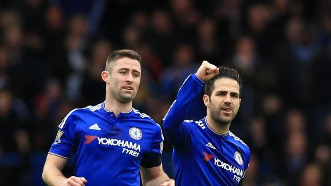 Fabregas, Cahill to make final Chelsea appearance against Nottingham ahead of moves