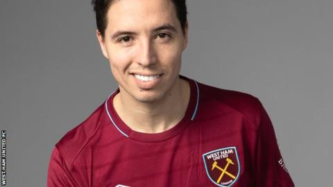 West Ham Confirm Signing of Samir Nasri After Successful Trial Period With the Hammers