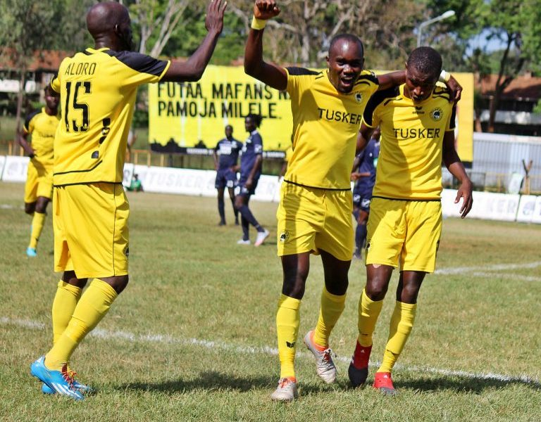 Tusker is not competing for position but titles – Monyi