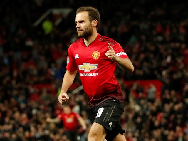 We still need you here, Solskjaer tells Mata ahead of contract extension talks