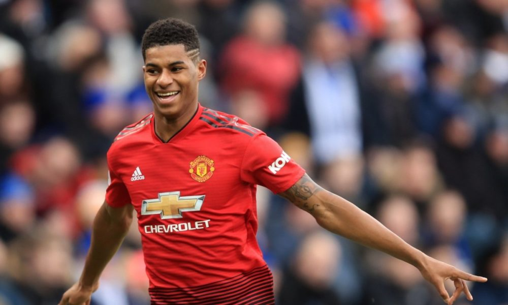 Manchester United move to fourth place after 2-1 win over stubborn Watford