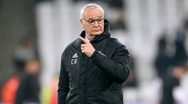 Roma name Ranieri as new manager a day after sacking Di Francesco over CL exit