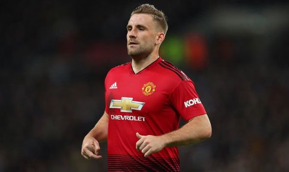 Shaw to miss West Ham, Everton matches after picking 10th yellow card of the season