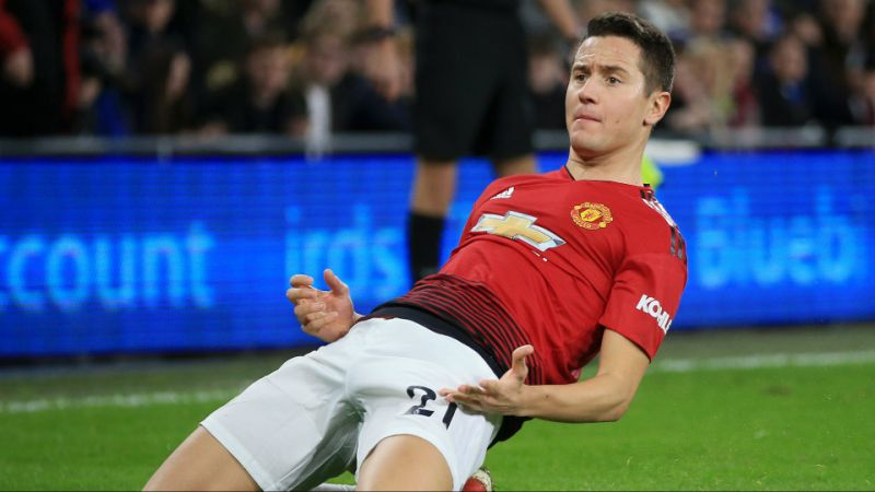 Herrera on brink of shock United exit after lucrative offer from French giants PSG