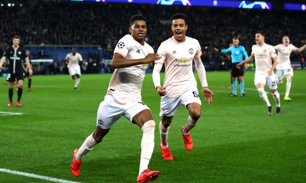 PSG OUT: Rashford VAR penalty sends Manchester United into Champions League quarter-finals