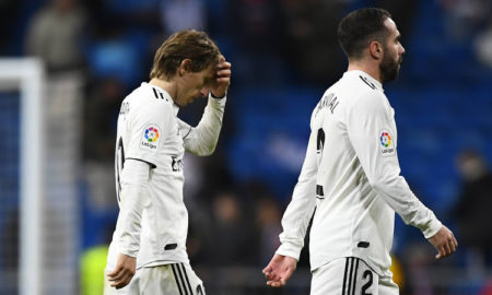 Real Madrid drop two vital points in draw with Real Sociedad