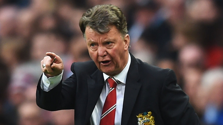 Van Gaal dismisses Solkjaer attacking football style, claims he parks the bus just like Mourinho