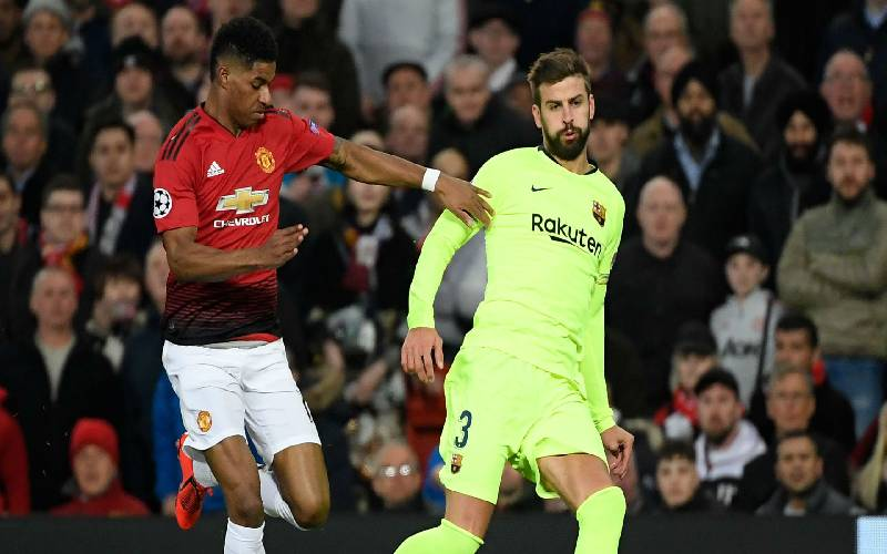 Barcelona recall big guns as Solskjaer rallies his strikers to prove their worth ahead of Camp Nou duel