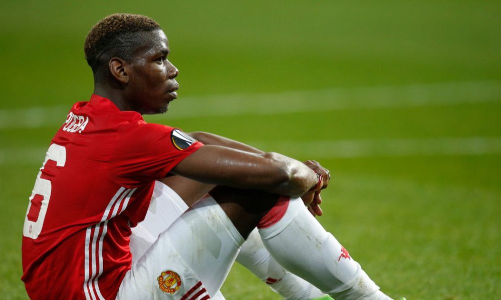 Barcelona defeat confirms Pogba's poor show against Europe's big teams
