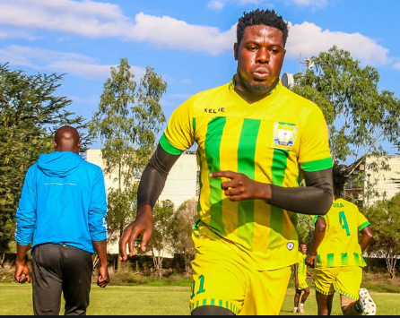 Wanga pens emotional farewell after being axed from Stars AFCON team