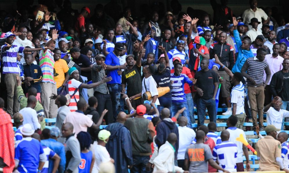 Cash-strapped AFC Leopards appeal to fans for support