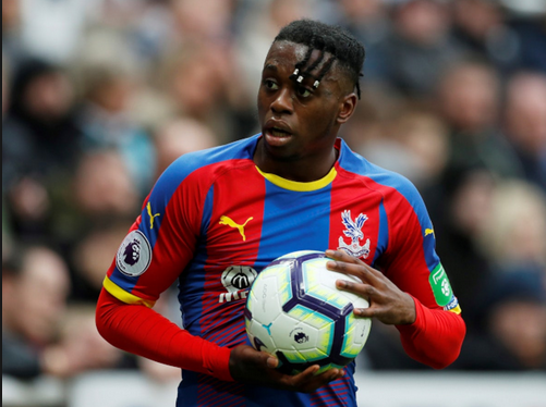 Man United, Palace agree on Wan-Bisaka deal without Zaha's contract