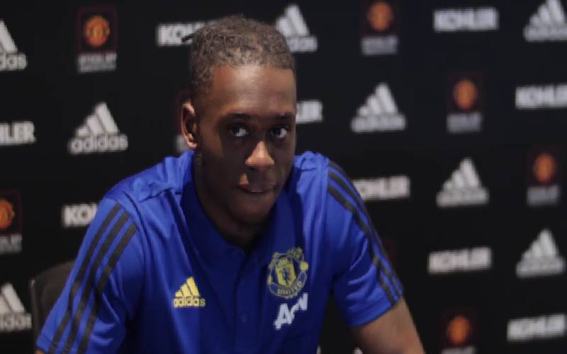 I am honoured to be Man United player, Wan-Bissaka says after transfer