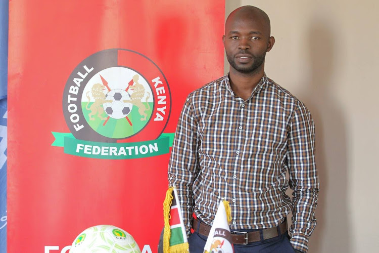 FKF CEO Otieno denies authoring 'protection letter' to Fifa