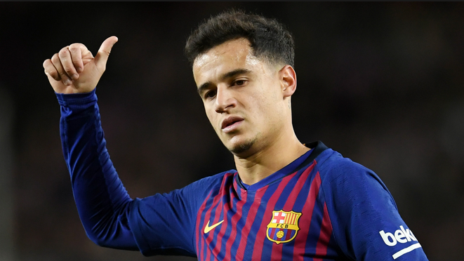 Koeman confirms Coutinho will miss three months after knee operation