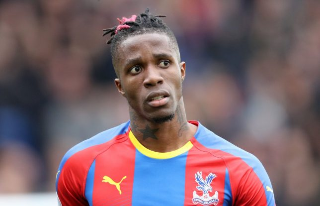 TRANSFER GOSSIP: Crystal Palace furious with Arsenal over Zaha