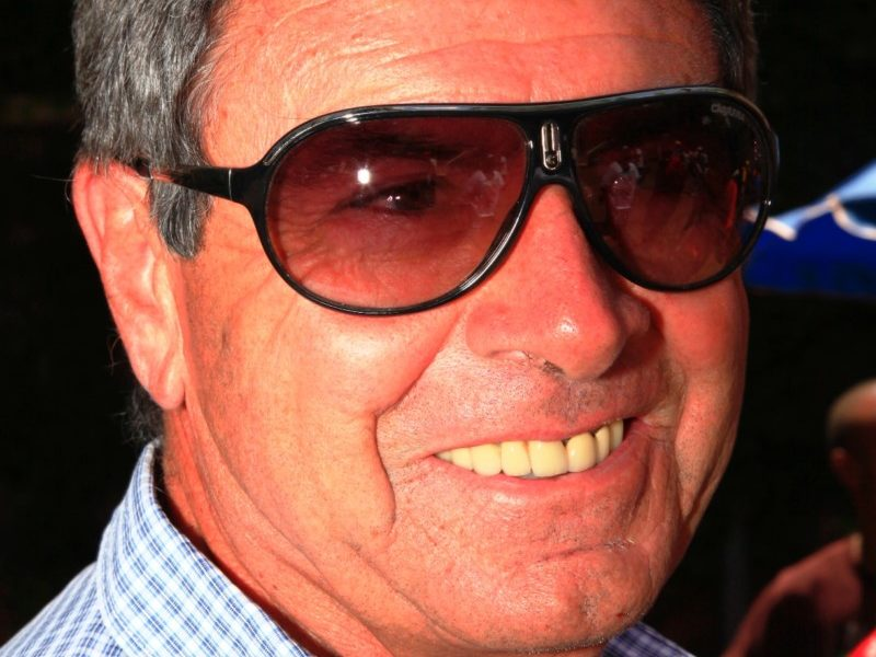 Veteran Frank Tundo returns to action after his 70th birthday