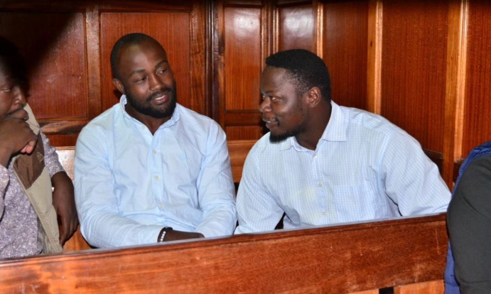Reprieve for Kenya Sevens duo as court temporarily quashes 15-year jail term