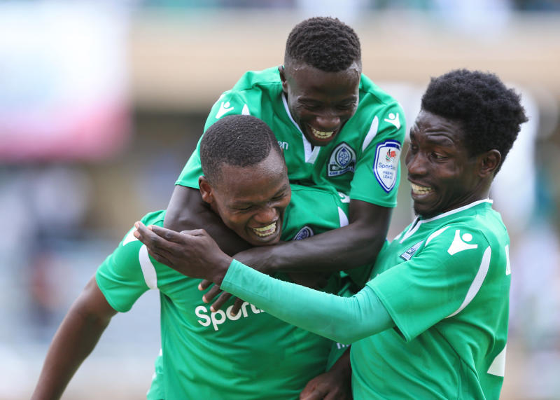 Tusker have no chance of dislodging Gor Mahia from the top – Afriyie