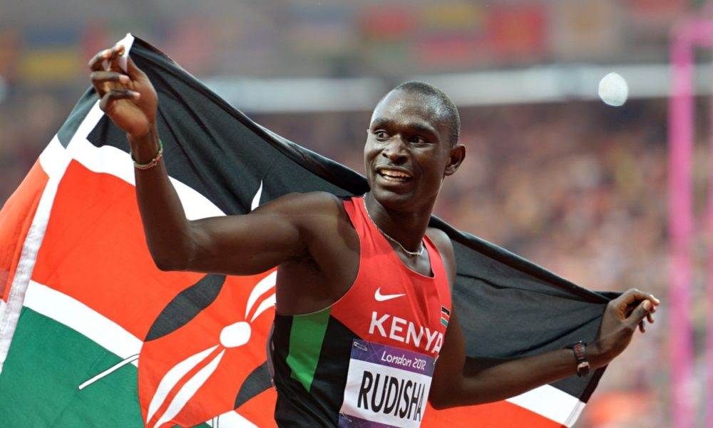 Rescheduling of Olympics a 'blessing' for Rudisha