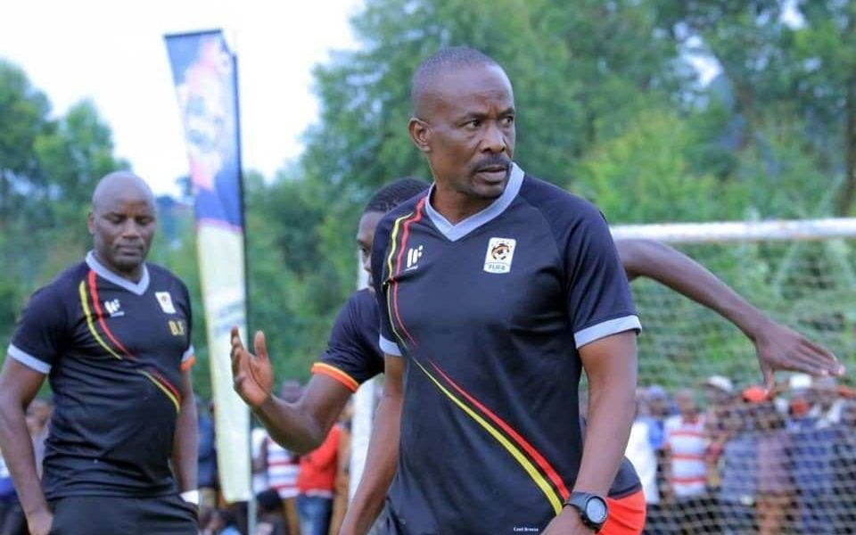 Cranes coach urges his players to play as a unit against Burundi