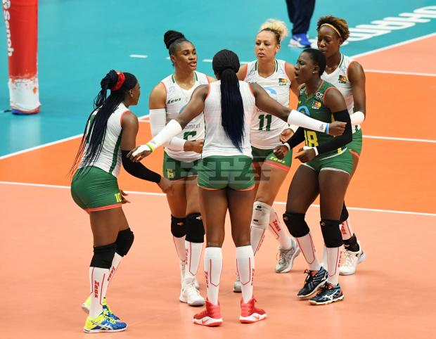 FIVB postpones all 2020 continental volleyball cup competitions
