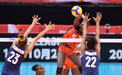 FIVB make changes to volleyball rules, libero role relaxed