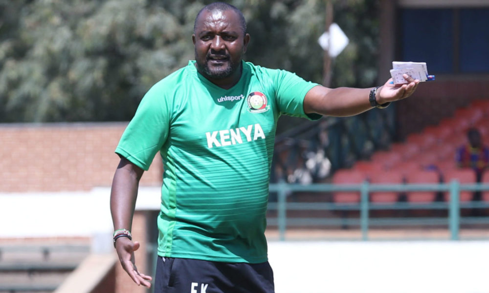 2021 Afcon qualifiers: Harambee Stars kick off preparations for Comoros tie