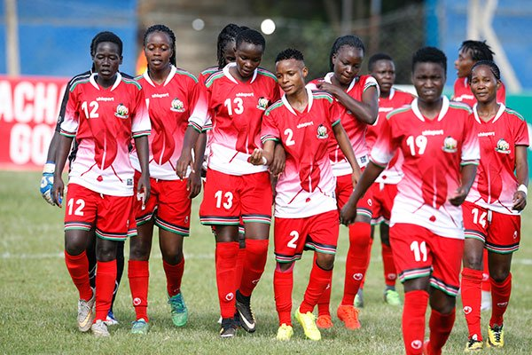 Starlets crash out of Turkish Women's Cup after defeat to Ghana