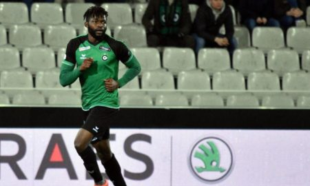 Johanna Omollo extends stay with Belgian side Cercle Brugge