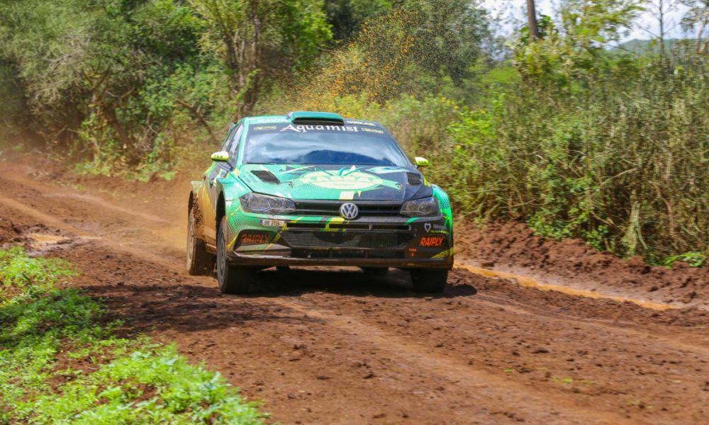 Chager, Tundo battle for top spot as  KNRC title race hots up
