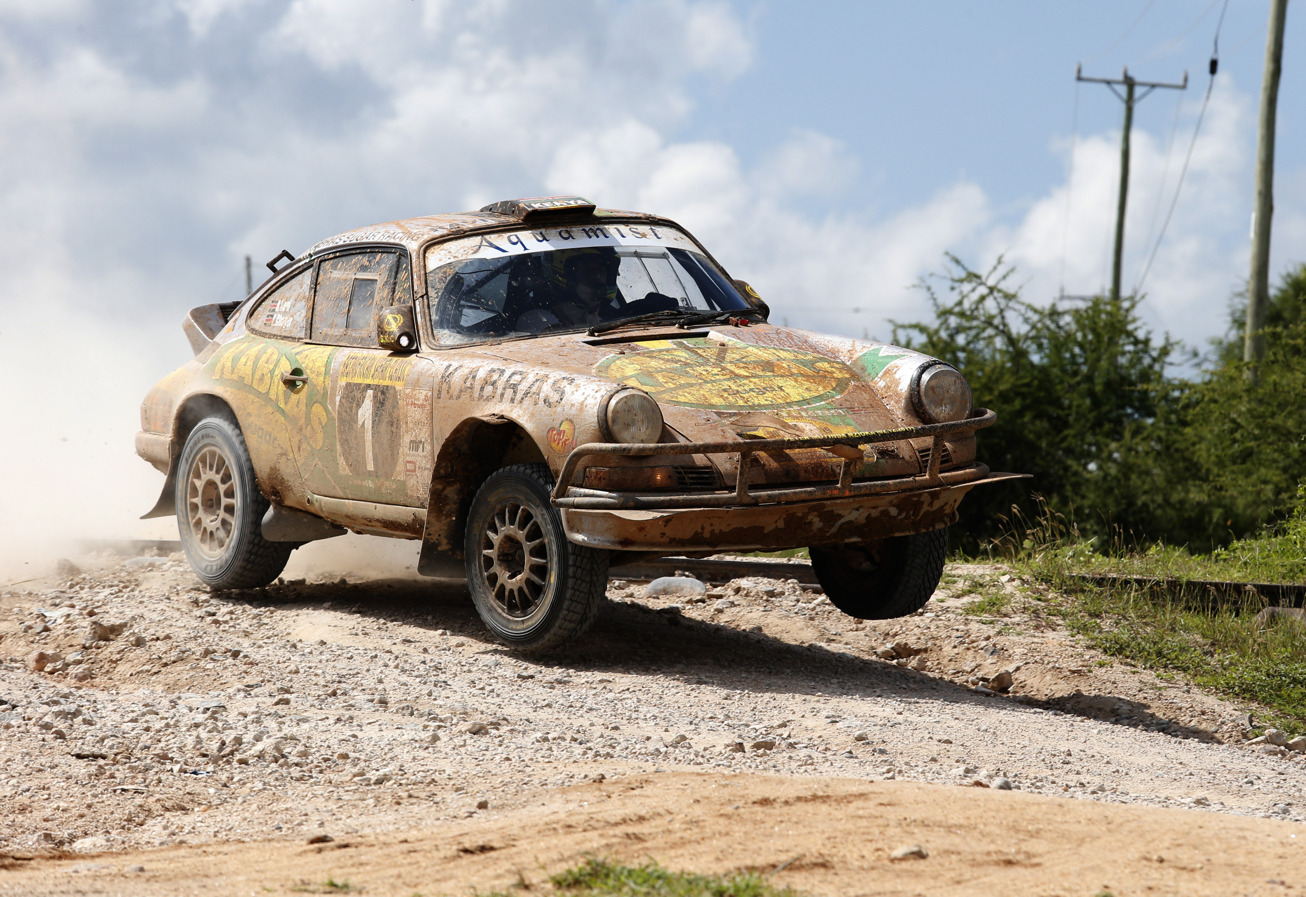 Drivers to tackle 'new' stage after rains hit East Africa Safari Rally
