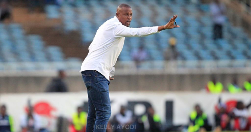 Rayon Sports cut links with former AFC Leopards coach Mbungo