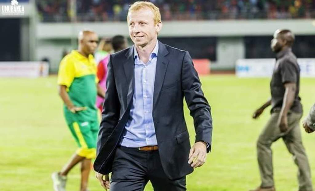 We are ready for league resumption – Simba boss Sven Vandenbroeck