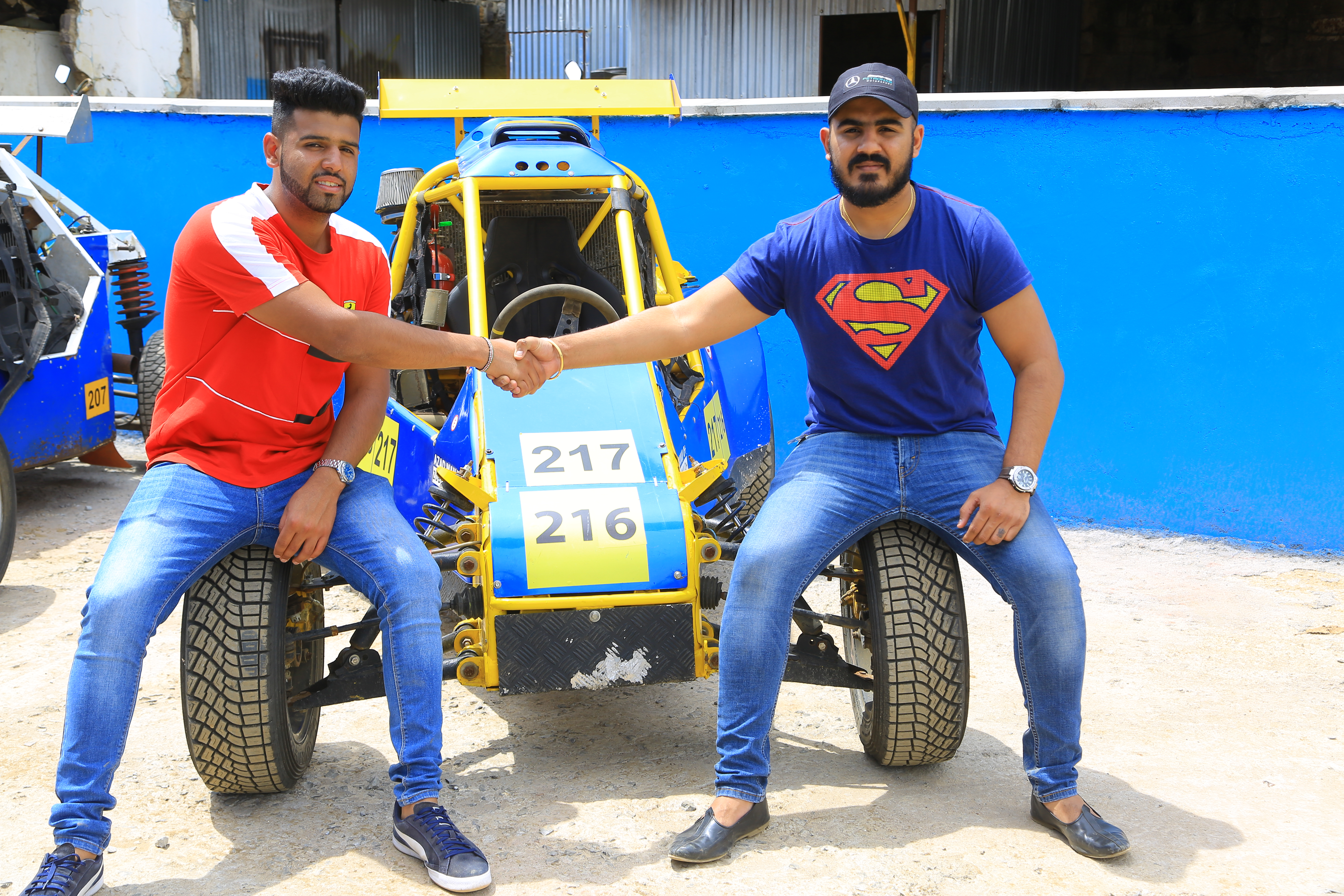 Lovejyot goes for double championship attack at KCB Autocross 1