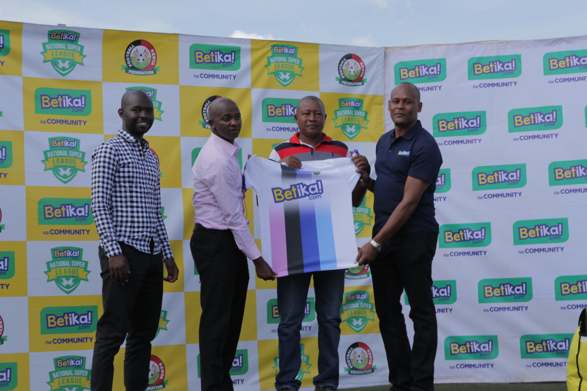 Betika in surprise KES2 million top up for NSL teams