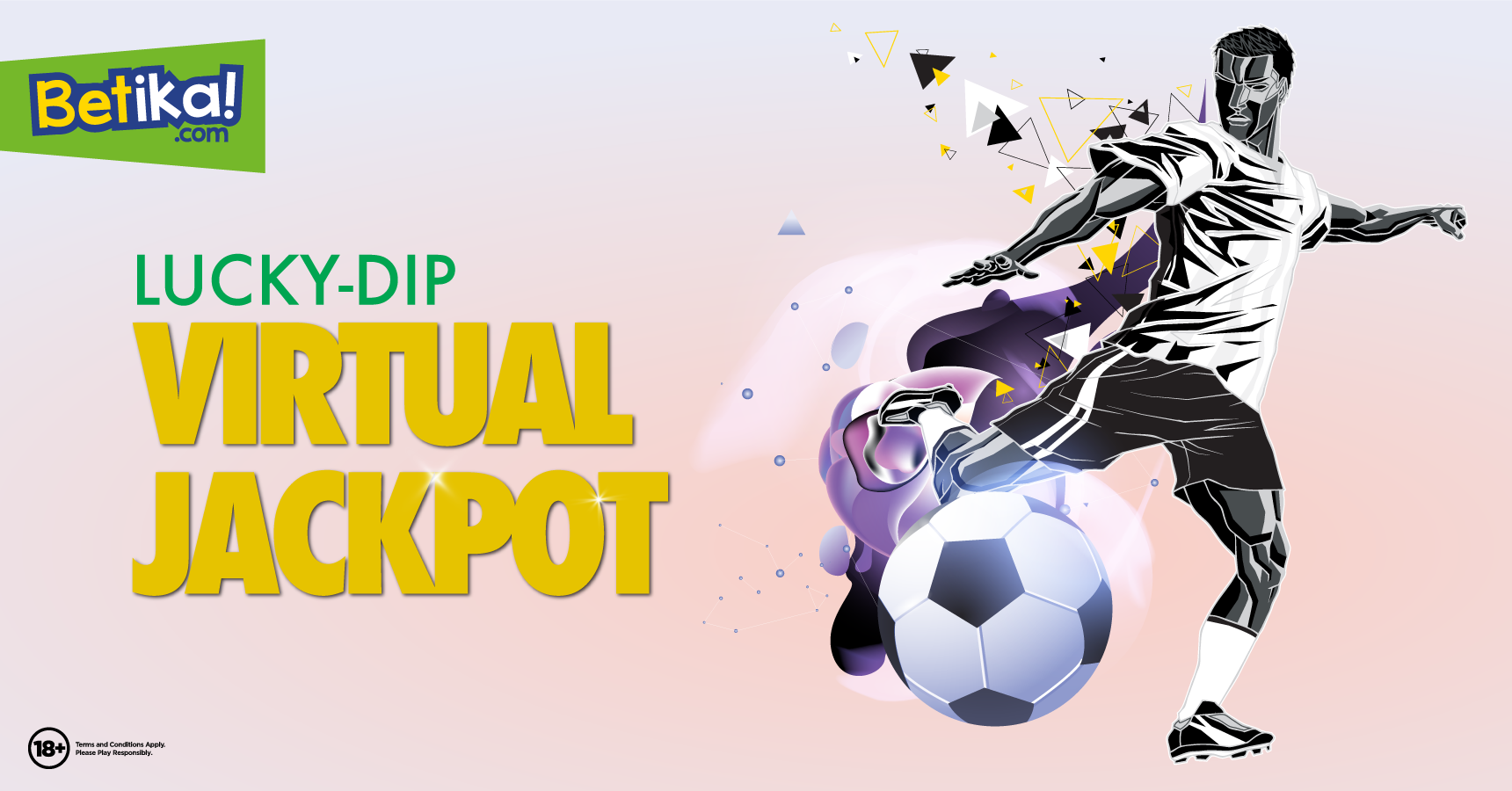 WIN UP TO KSH1 MILLION IN BETIKA VIRTUAL JACKPOT