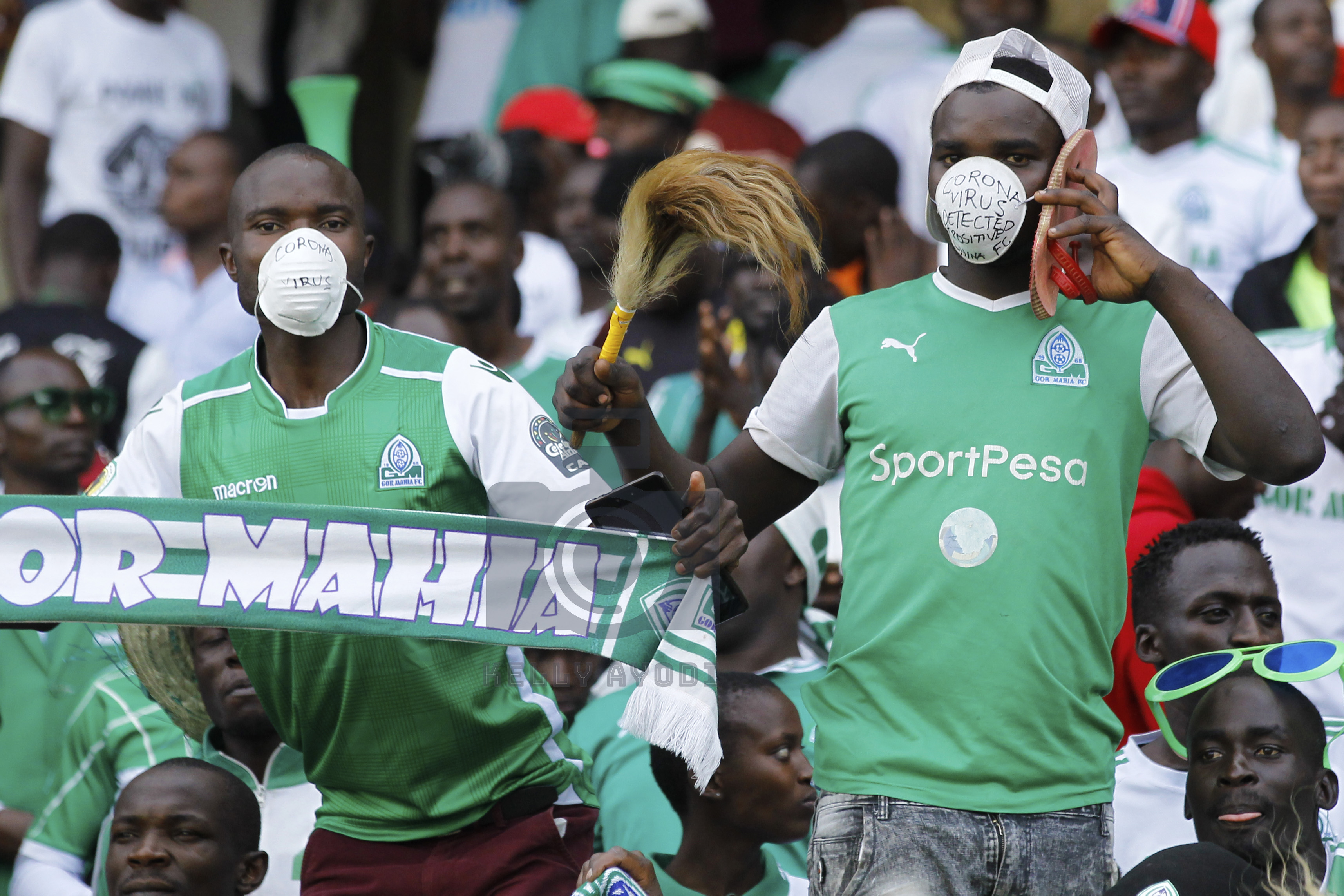 Are Gor Mahia set to be crowned before season ends?