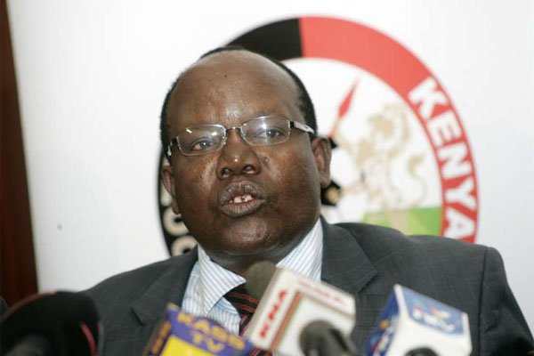 He is a loose cannon in a sinking ship:  Nyamweya blasts Mwendwa for attacking SDT