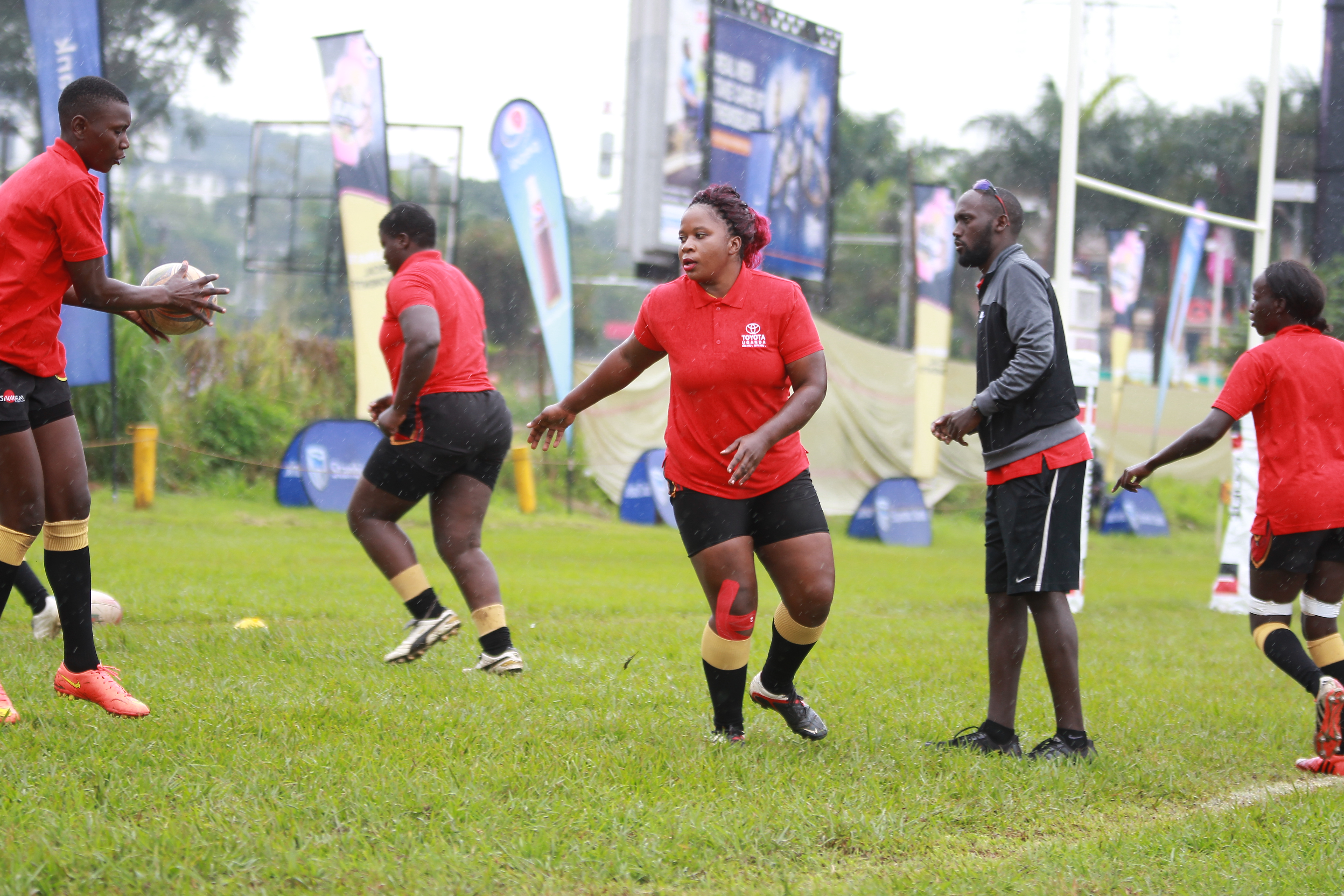 Uganda women's rugby gets new coaches