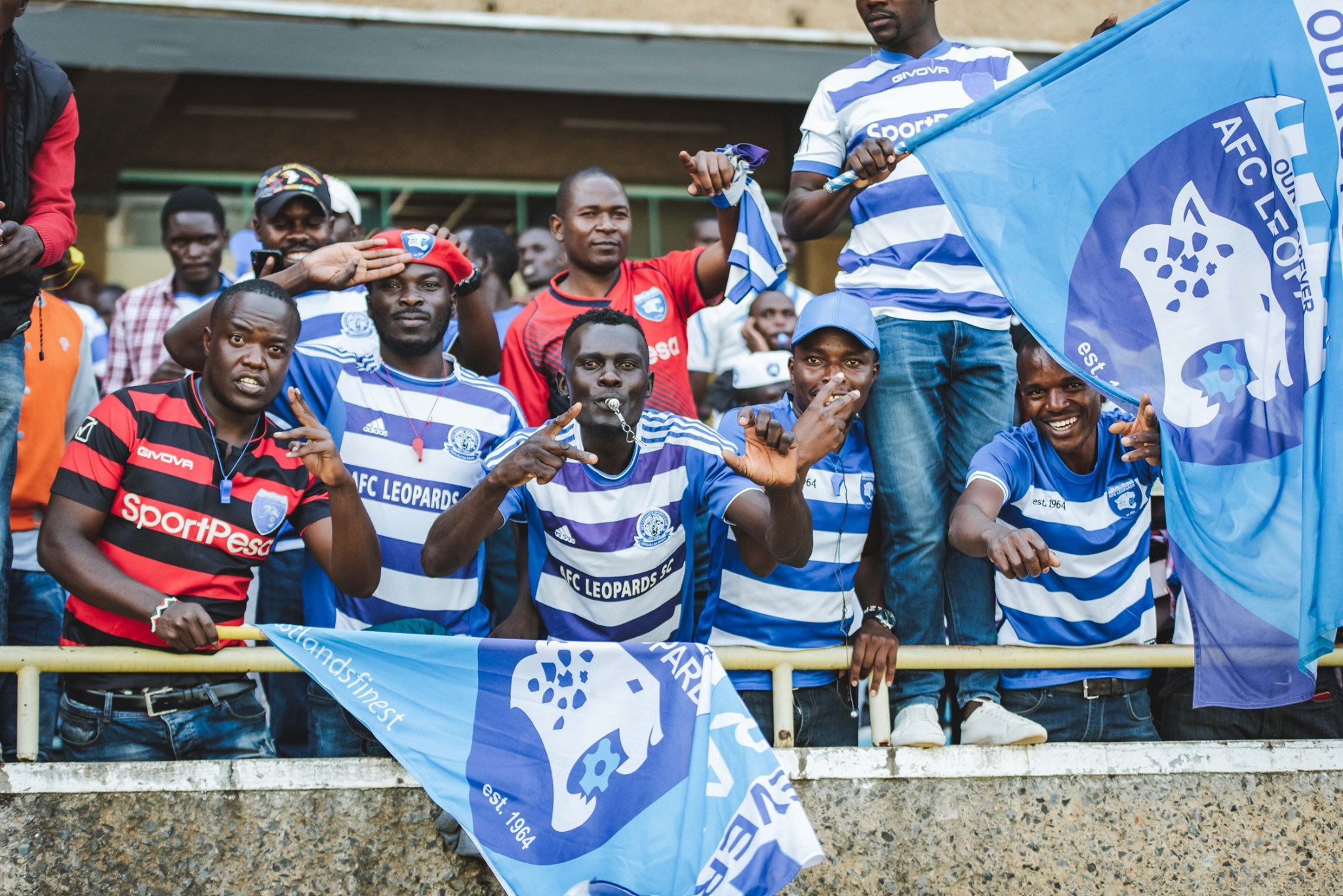 Leopards survive Ushuru scare to advance in Betway Cup