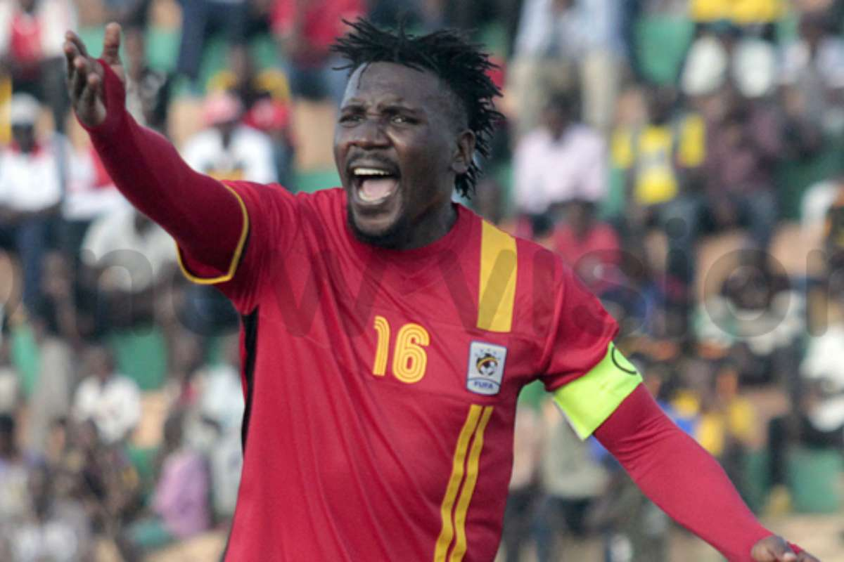 Wasswa reveals he will not be part of Cranes Afcon squad