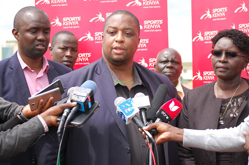 Mwachiro hails Fifa for approving Covid-19 stimulus package