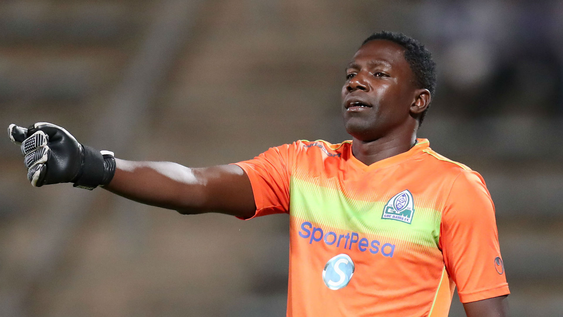 Gor custodian Boniface Oluoch reveals how ended up between the sticks