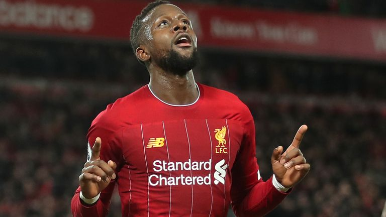 It is like I won the Premier League – Divock Origi's father revels in son's Liverpool glory